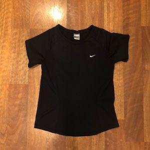 Nike Black Fit Dry Tee